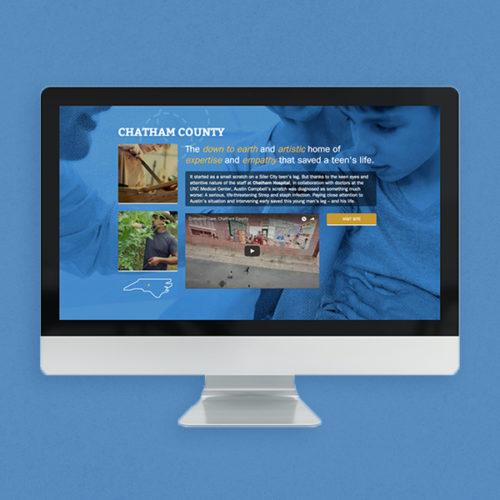 UNC Health Care – 'Complete Care' Campaign