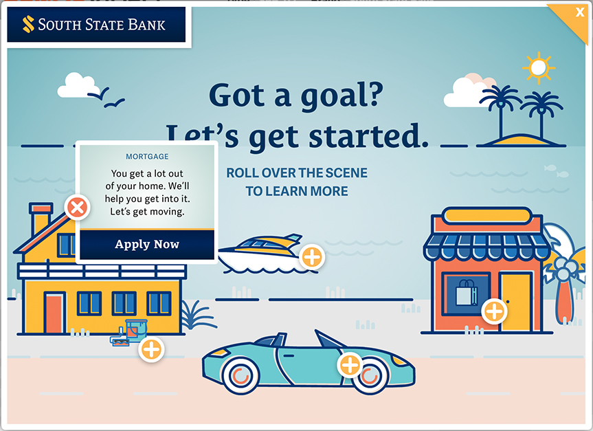 South State Takeover mortgage