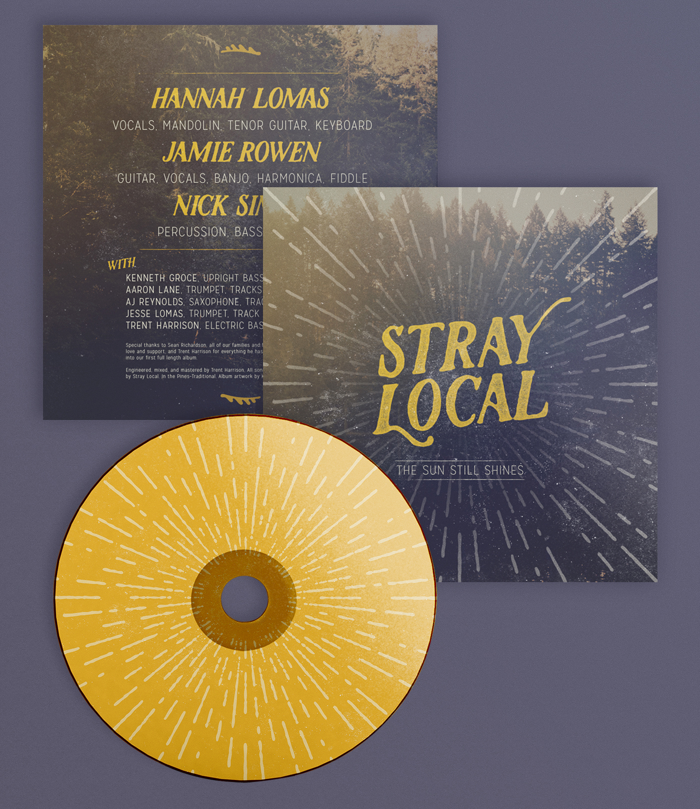 StrayLocalCD