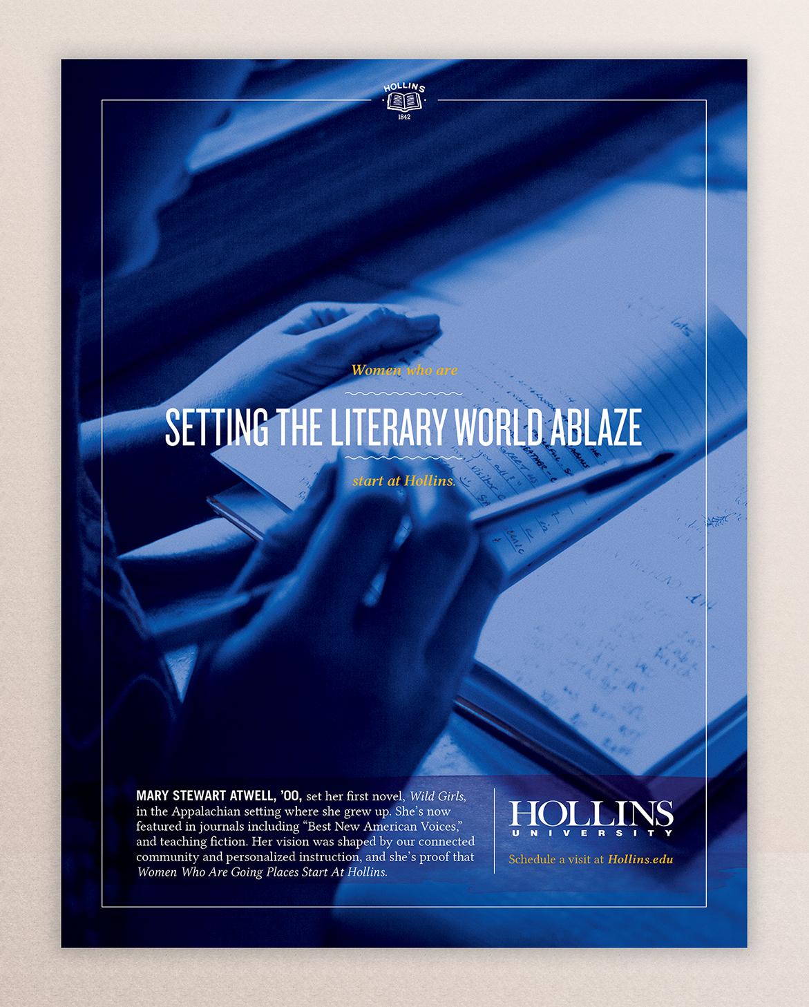 Hollins Print Ads – 4
