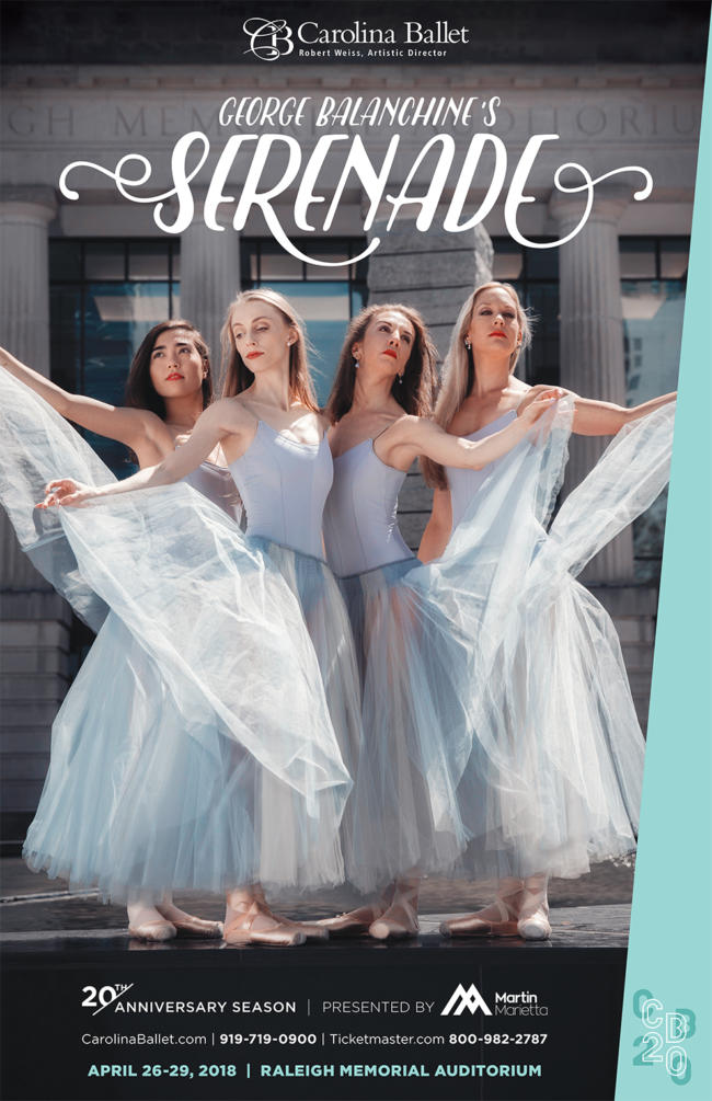 BalletPostersSerenade