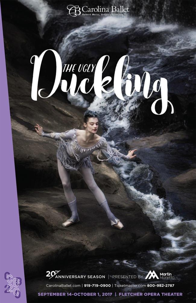 BalletPostersUglyDuckling